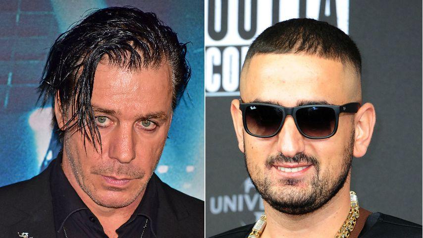 Fans megaschockiert: Till Lindemann & Haftbefehl machen Song