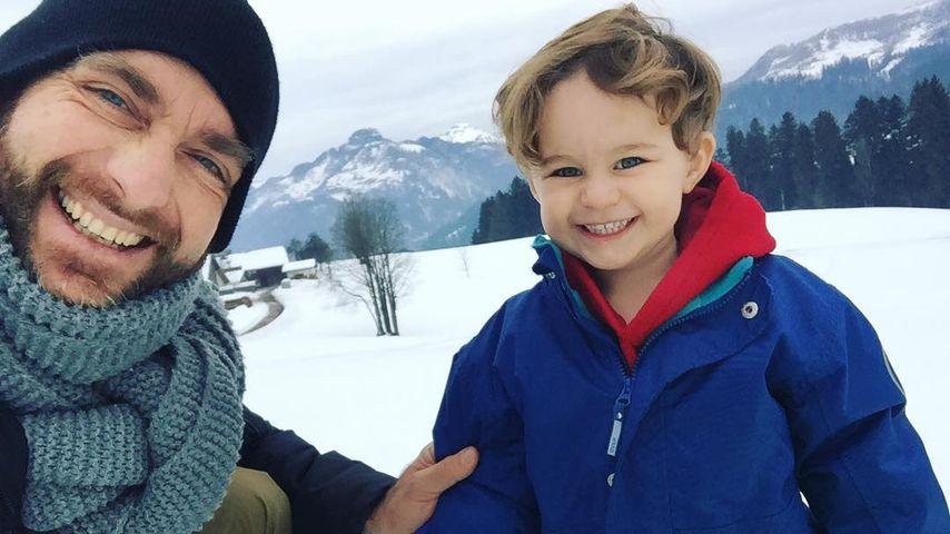 Krebskranker Tim Lobinger: So schlimm war es für seinen Sohn