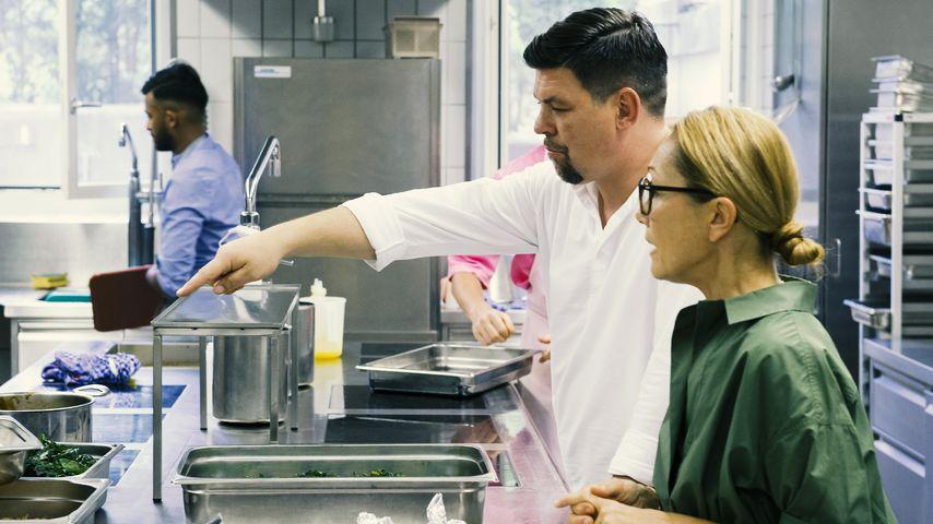 Tim Mälzer und Tanja Grandits kochen