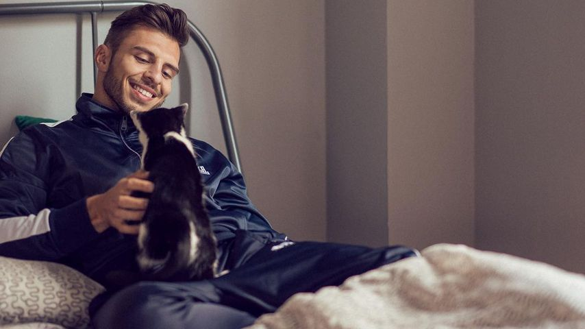 Wegen Umzug: Tim Stammberger gibt Katze Frieda ab