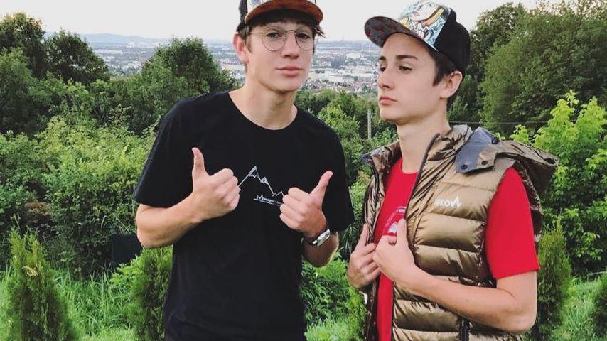 Timotheus und Aeneas, österreichische YouTuber