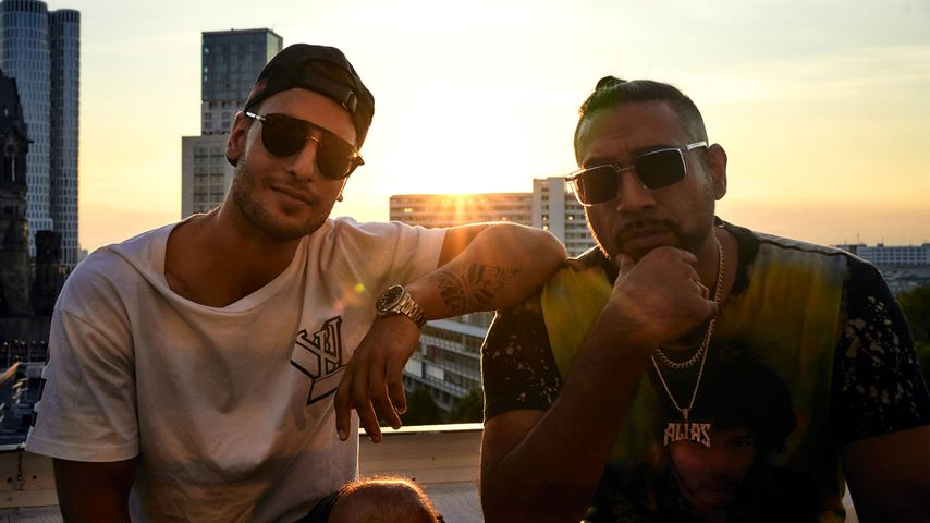 Timur Ülker und Ali As, Rapper