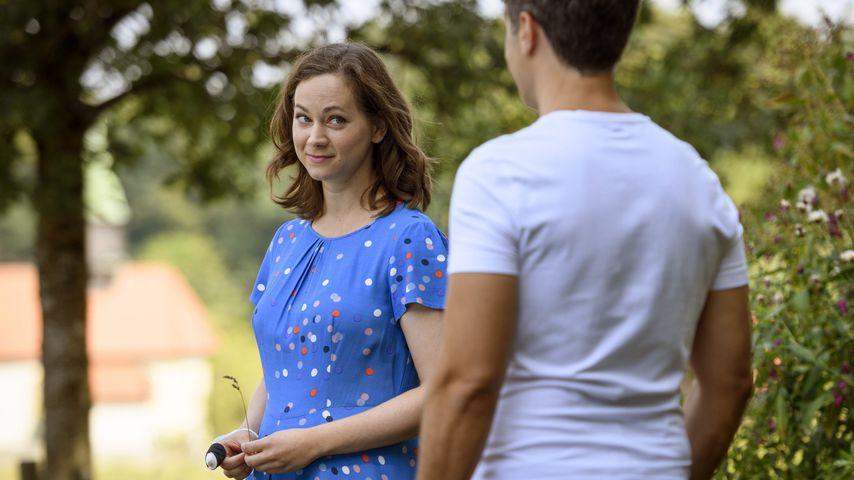 """Verliebt sich """"Sturm der Liebe""""-Charakter Tina in Robert?"""