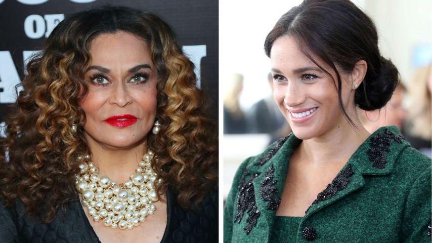 Wie Beyoncé: Mama Knowles schwärmt von Herzogin Meghan