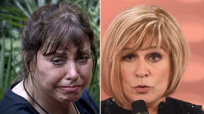 Tina apathisch im Dschungel: Schwester Mary Roos litt vor TV