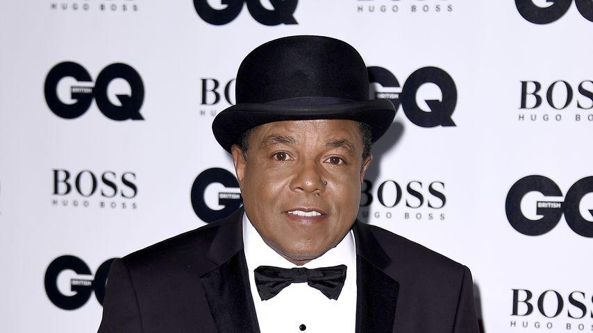 Tito Jackson im September 2017 in London