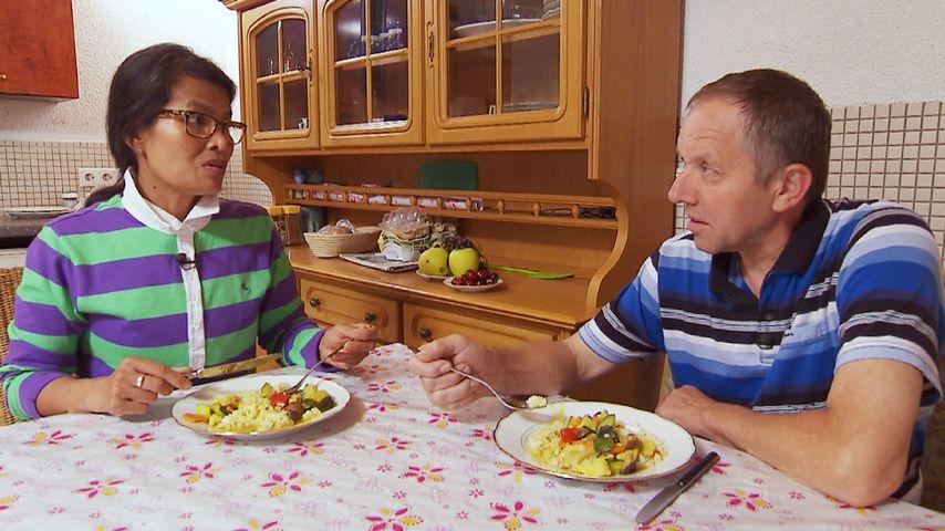 Gemüsemuffel: BsF-Tiwaporn zweifelt an Bauer Klaus