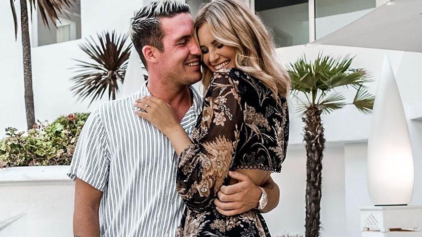 Tobi und Maren Wolf im September 2019