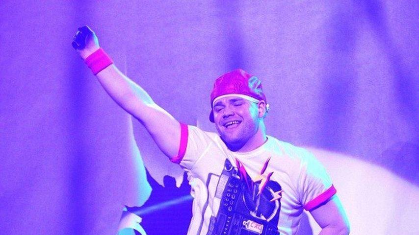 Supertalent: Tobias machte die Musik sichtbar