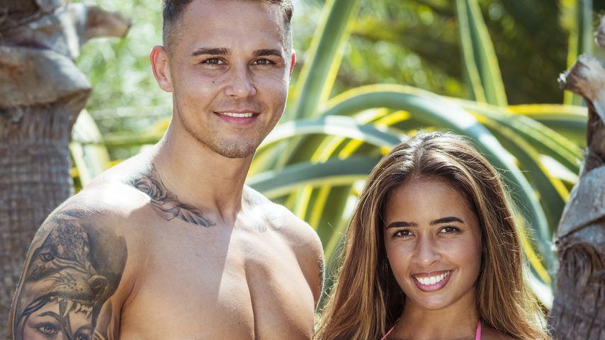 """Vorbei! """"Love Island""""-Tobias und Nathalia entcoupeln sich"""