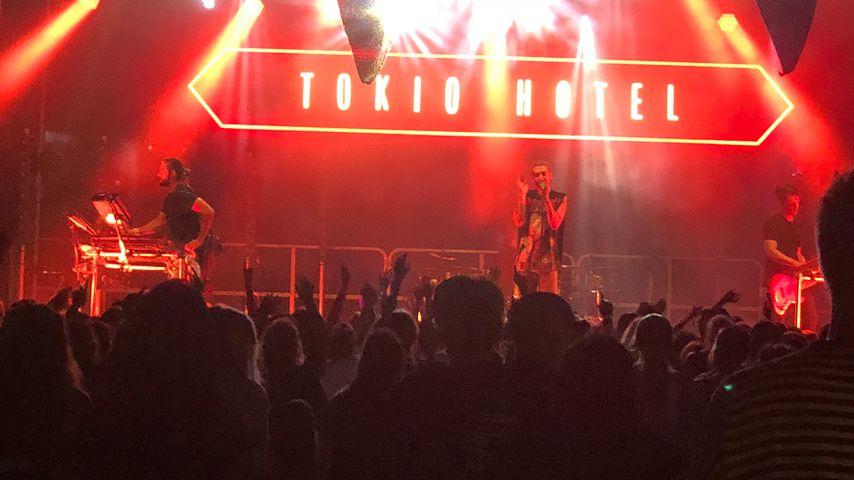 Tokio Hotel-Konzert-Post von Heidi Klum
