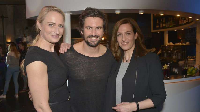Eva Mona Rodekirchen, Ulrike Frank und Tom Beck