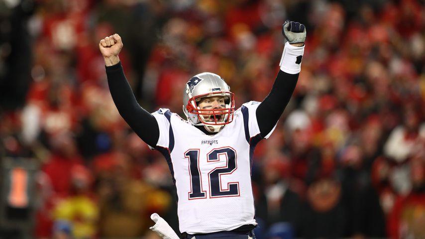 Tom Brady im Januar 2019