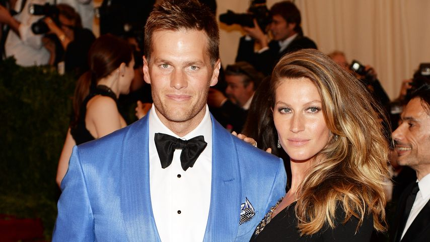 """Tom Brady und Gisele Bündchen bei der """"MET-Gala 2013"""""""