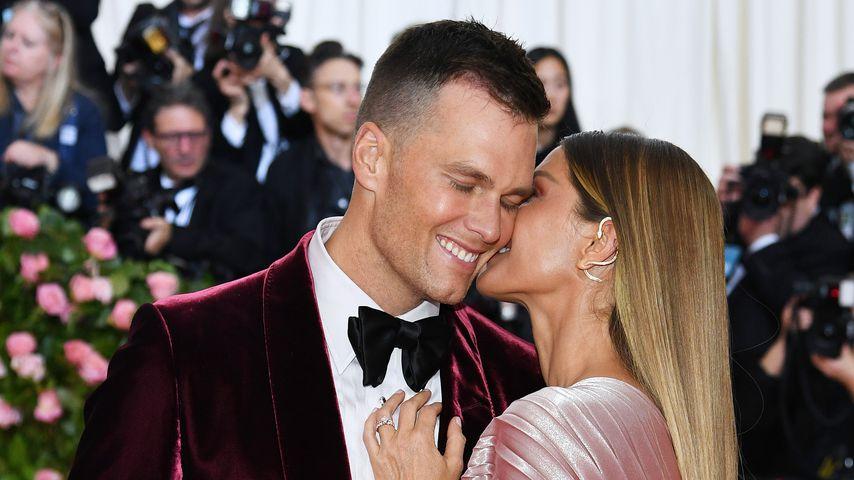 Tom Brady und Gisele Bündchen auf der Met Gala 2019