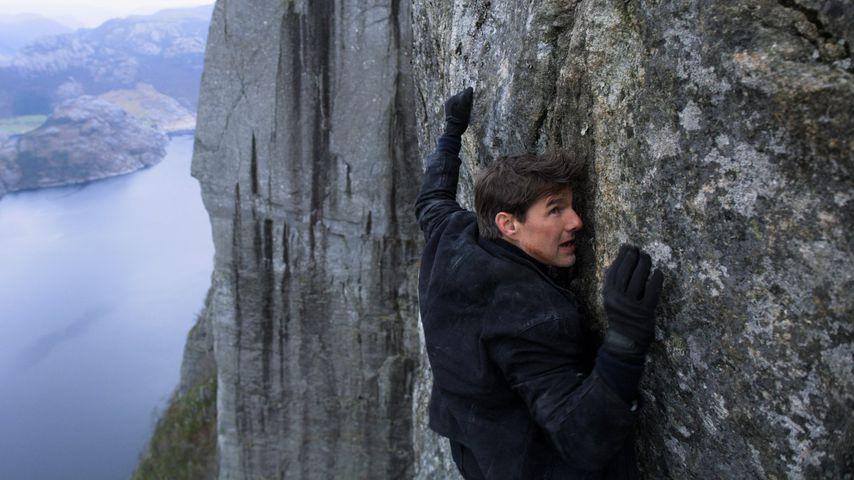 Bei Tod: Tom Cruise könnte mit Finger wiederbelebt werden