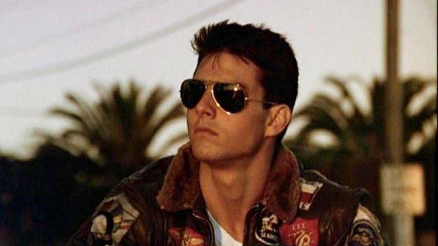 """""""Top Gun 2"""": Tom Cruise spielt wieder den (sexy?) Piloten"""