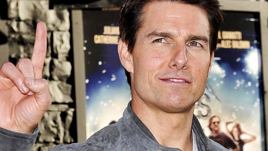 Tom Cruise: Bestbezahlter Schauspieler Hollywoods