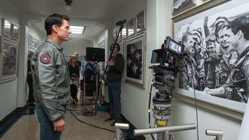 Tom Cruise im Mai 2021