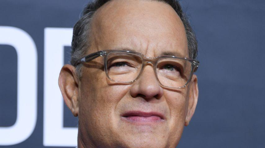 Tom Hanks bei den Golden Globe Awards im Jahr 2020