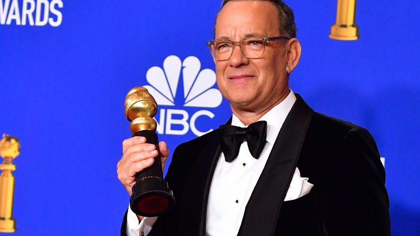 Tom Hanks im Januar 2020