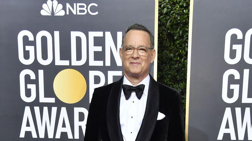 Tom Hanks im Januar 2020 in Beverly Hills