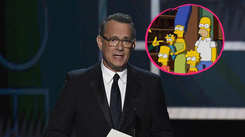 "Sagten ""Die Simpsons"" Tom Hanks' Corona-Infektion voraus?"