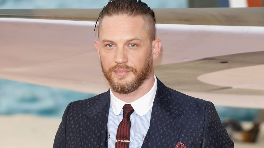 "Tom Hardy bei der ""Dunkirk""-Premiere in London"