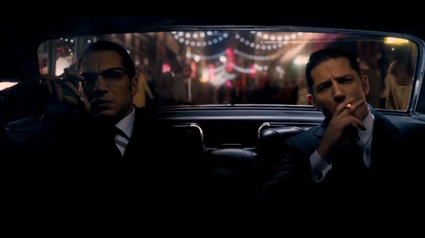 Böse Zwillinge: Tom Hardy fasziniert in einer Doppel-Rolle