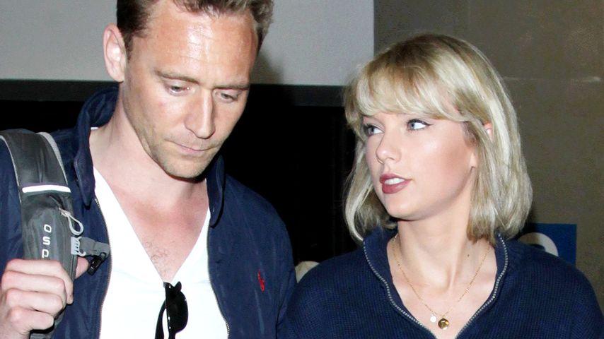 Tom Hiddleston reicht es: Taylor Swift nimmt ihn nicht ernst