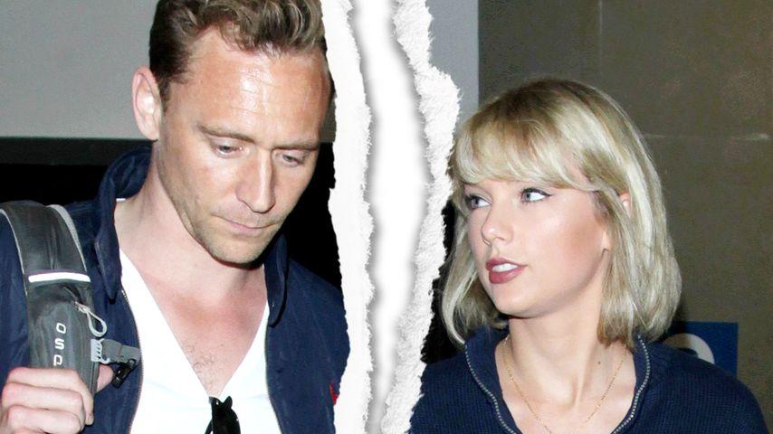Nach 3 Monaten: Alles aus bei Tom Hiddleston & Taylor Swift?