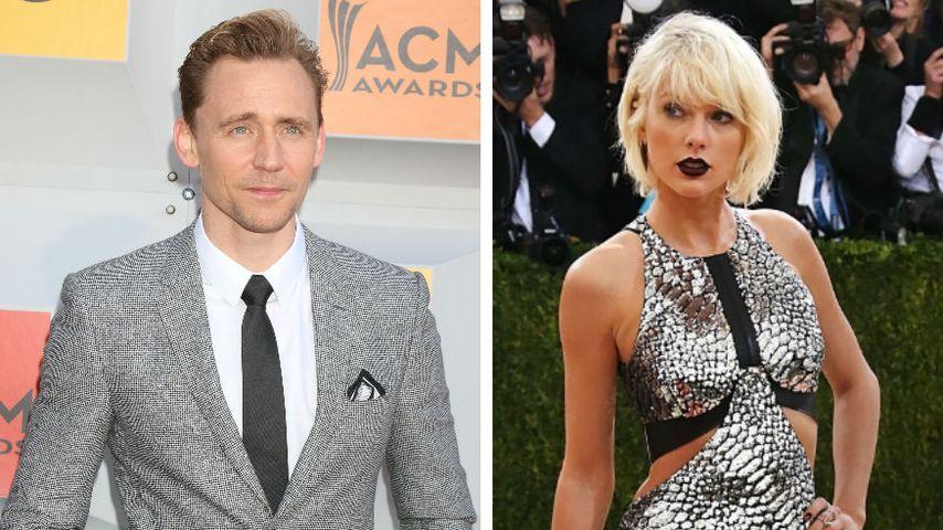 Dance-Battle: Tom Hiddleston & Taylor Swift crashen MET-Gala