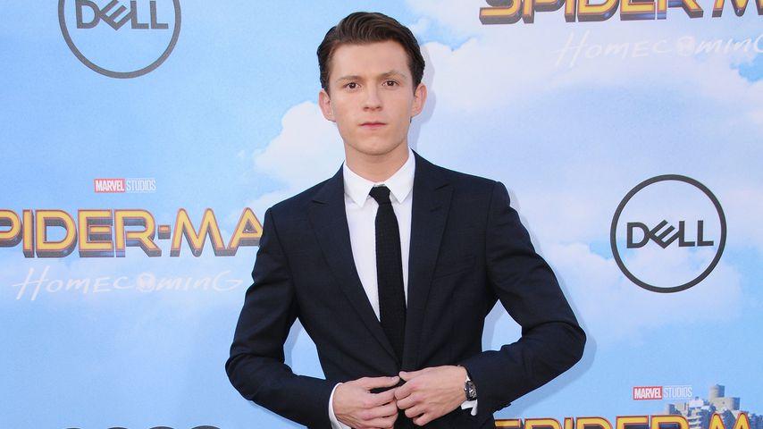 """Tom Holland bei der Weltpremiere von """"Spider-Man: Homecoming"""""""