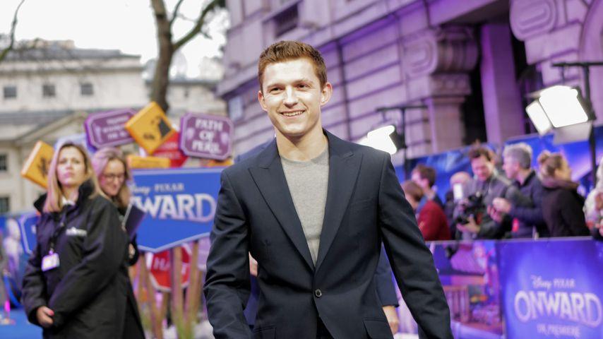 """Tom Holland auf der Premiere von """"Onward"""""""