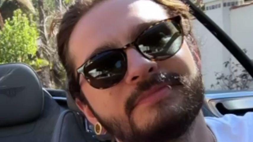 Tom Kaulitz in Los Angeles, 2021