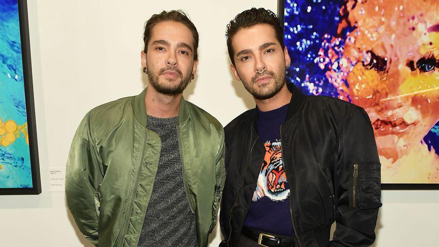 Tom und Bill Kaulitz 2018 in West Hollywood