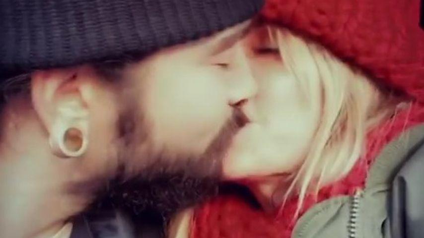 Tom Kaulitz und Heidi Klum im Dezember 2020