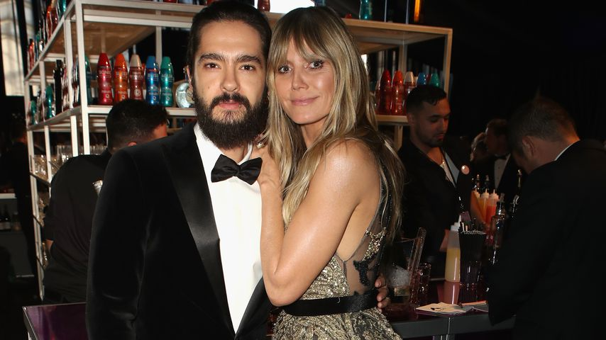 Tom Kaulitz und Heidi Klum im Februar 2019 in West Hollywood