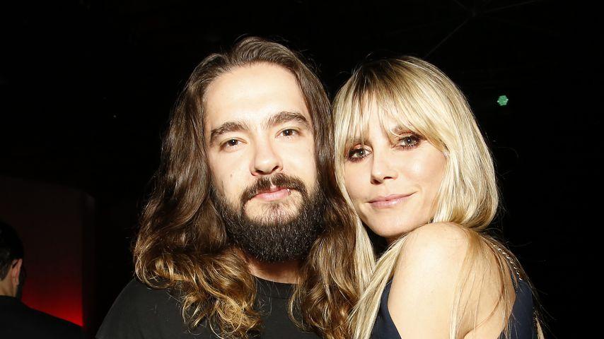 Tom Kaulitz und Heidi Klum auf der Spotify Best New Artist Aftershowparty im Januar 2020