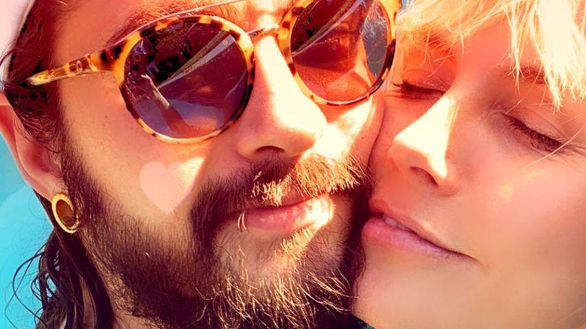 Tom Kaulitz und Heidi Klum im August 2020