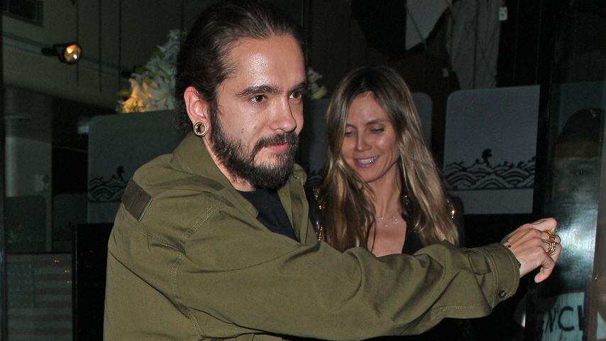 Tom Kaulitz und Heidi Klum in Beverly Hills