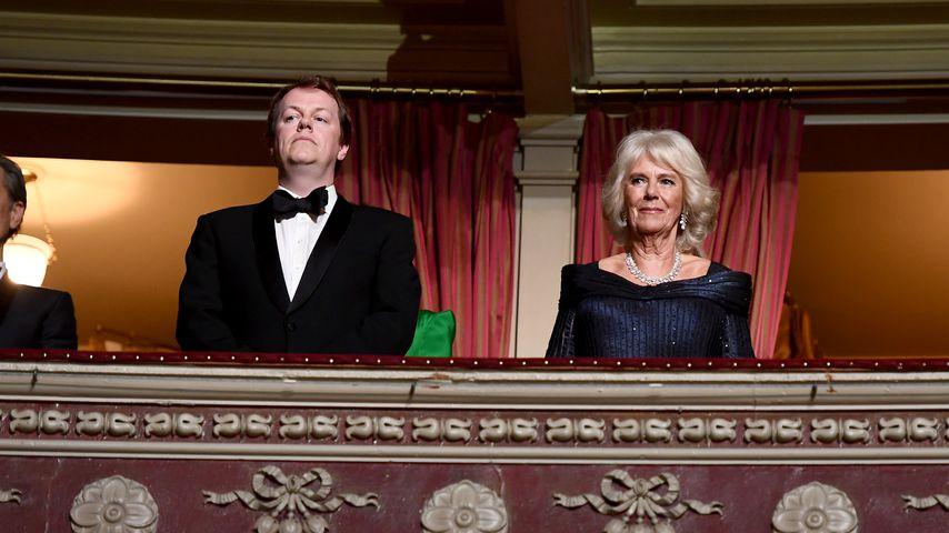 Tom Parker Bowles und seine Mutter Herzogin Camilla
