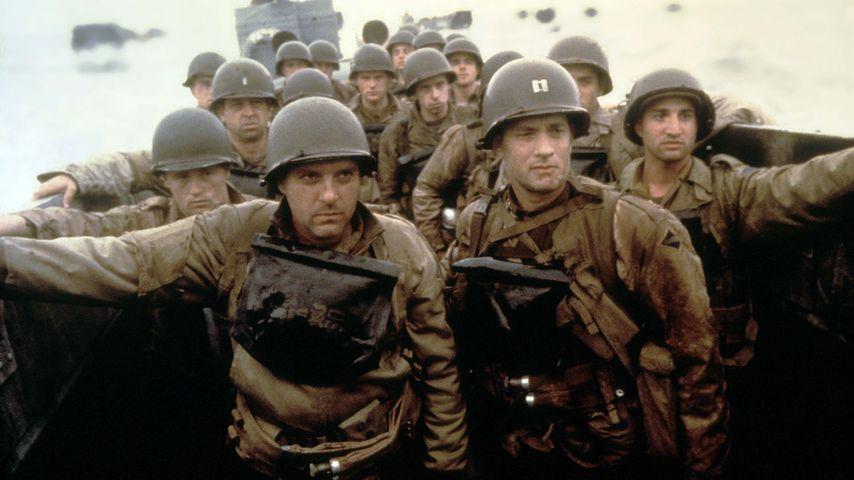 """Tom Sizemore und Tom Hanks in """"Der Soldat James Ryan"""""""