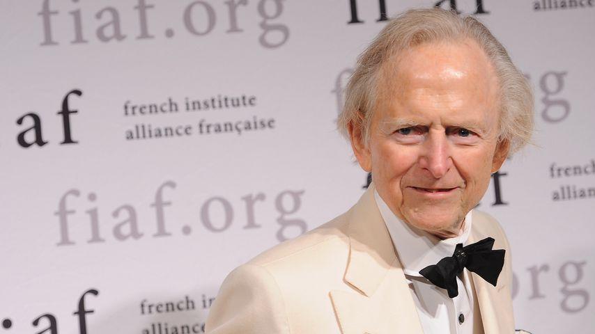 Mit 87 Jahren: Star-Autor & Journalist Tom Wolfe ist tot!