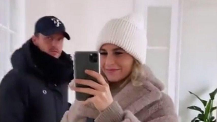 Tommi Schmitt und Caro Daur, Dezember 2020