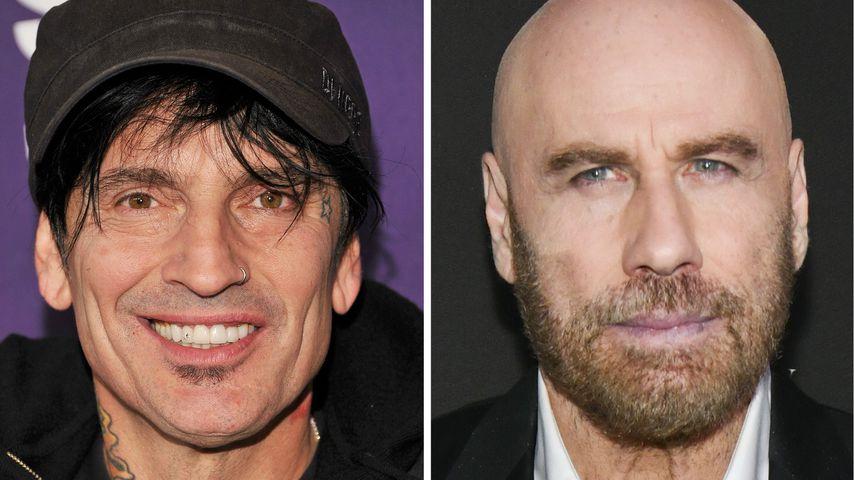 Tommy Lee weiß: So geht's John Travolta nach Tod seiner Frau