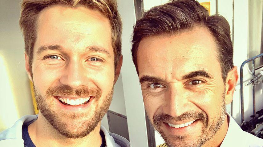Tommy Schlesser und Florian Silbereisen