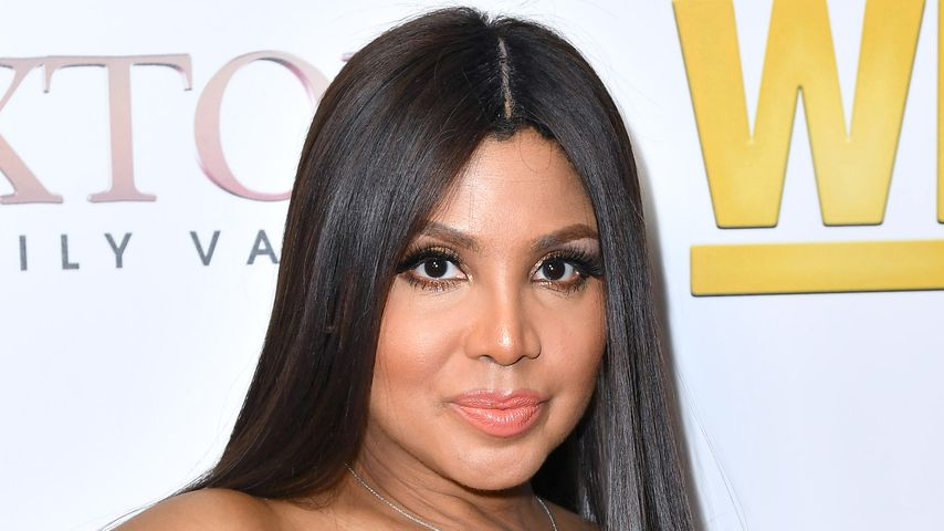 Toni Braxton im April 2019