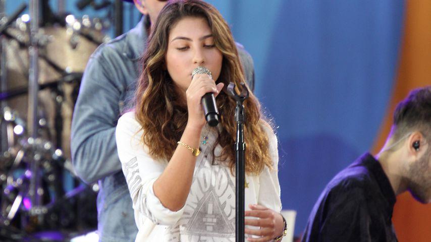 Rührend: Tochter Toni Cornell singt für toten Vater Chris!
