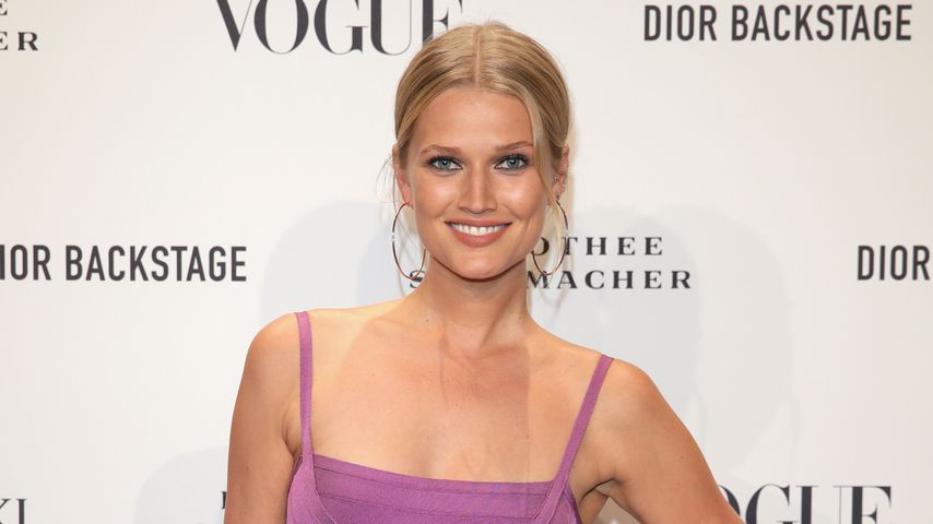 Toni Garrn bei der Vogue Fashion Party in Berlin
